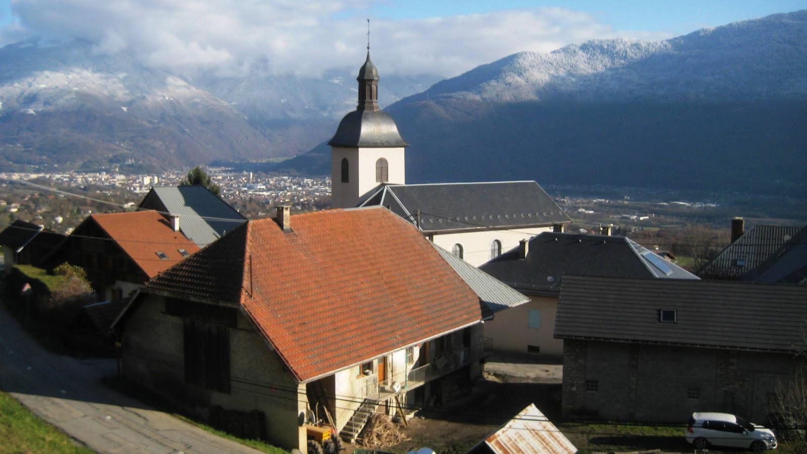 Eglise de Plancherine