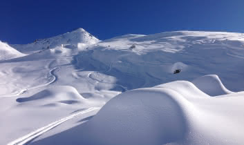 Mont Vallon, sommet mythique de la Vallée de méribel