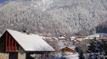 Foyer de ski de fond