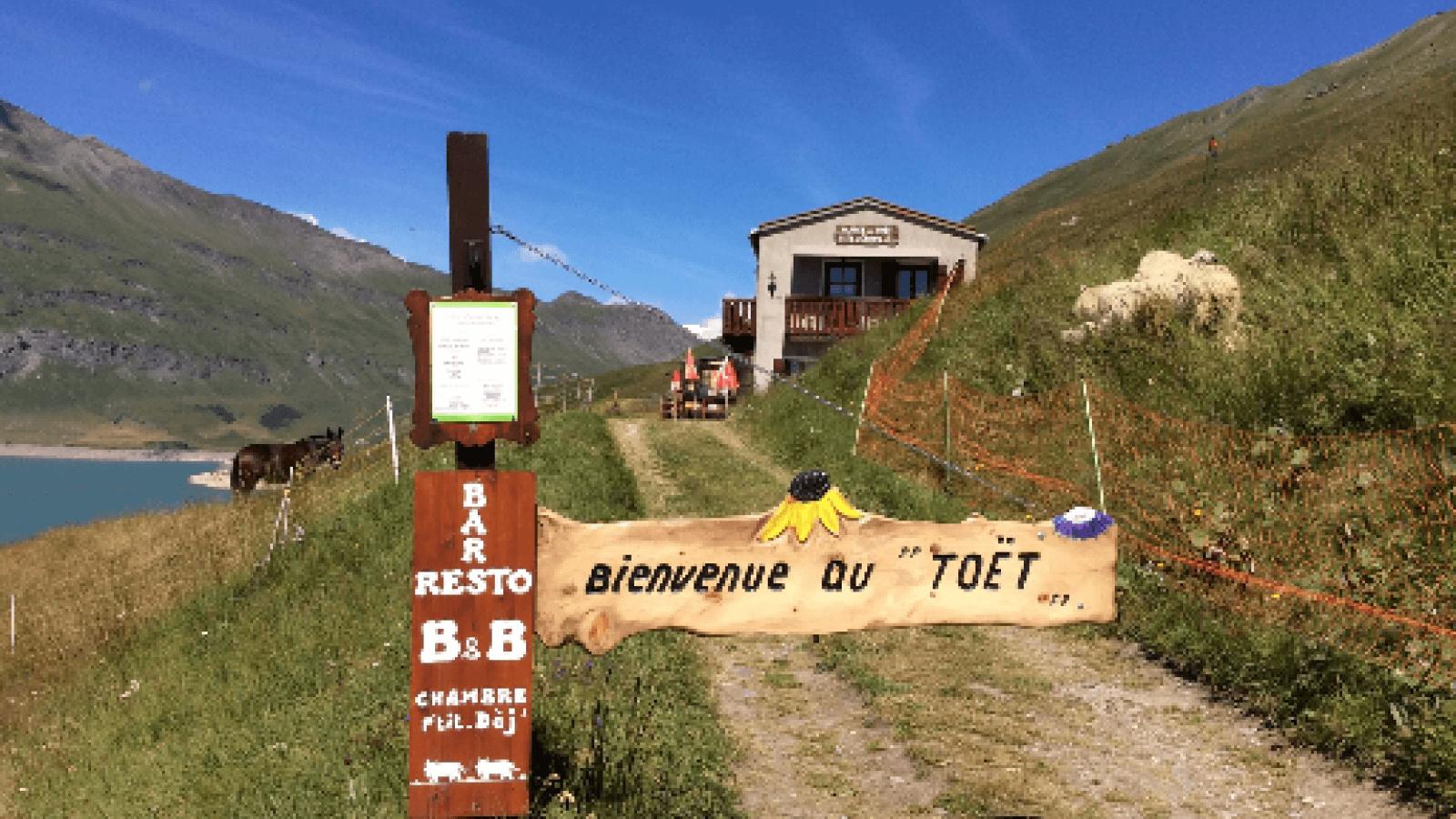 Les Instants Beaufort à l'alpage des 3 Fontaines