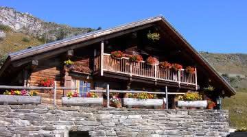 Auberge de Plan Rebord - Vacances - Col des Aravis - Randonnées