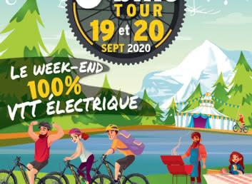 Affiche E-Bike Tour