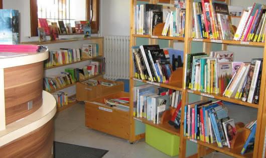 Bibliothèque de Queige