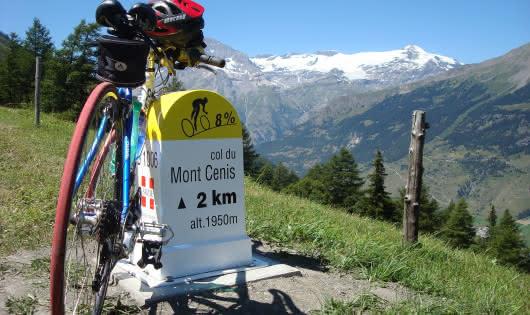 col mytique des Alpes