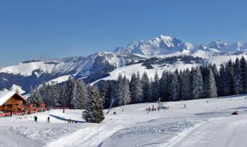 Mont-Lachat à Crest-Voland / Cohennoz