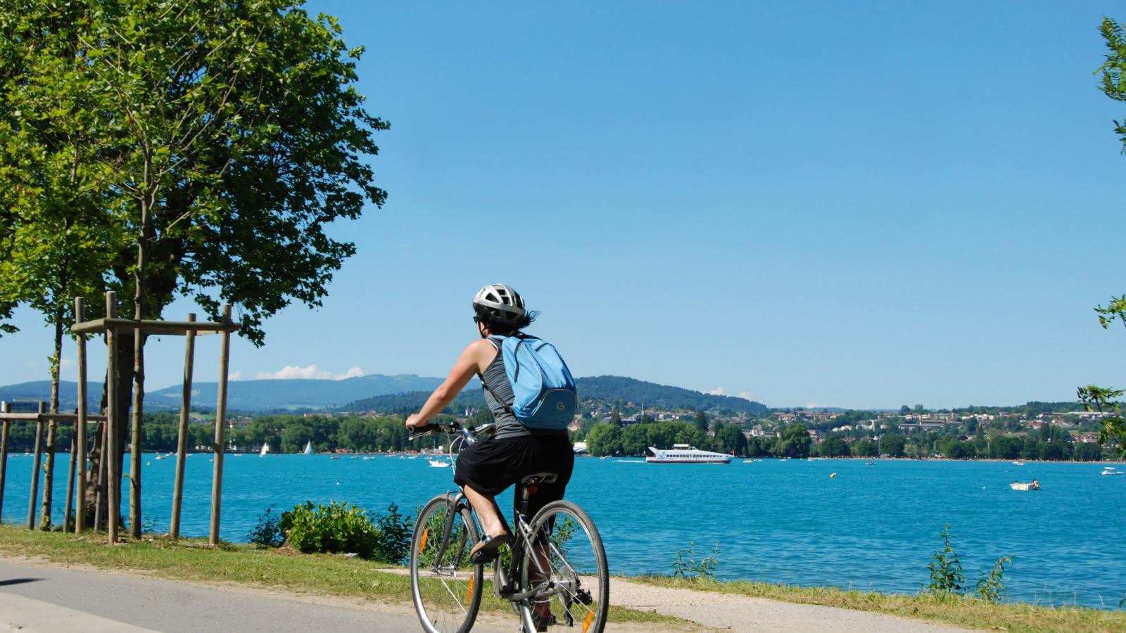 Tour du lac d'Annecy