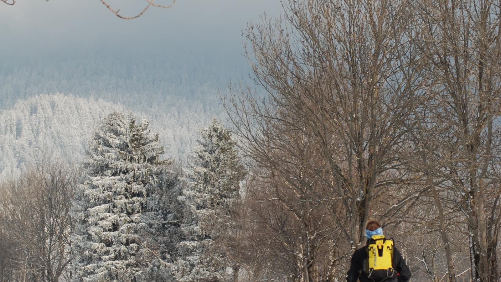 Ski de fond à séez