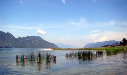 Aix les Bains - Lac du Bourget