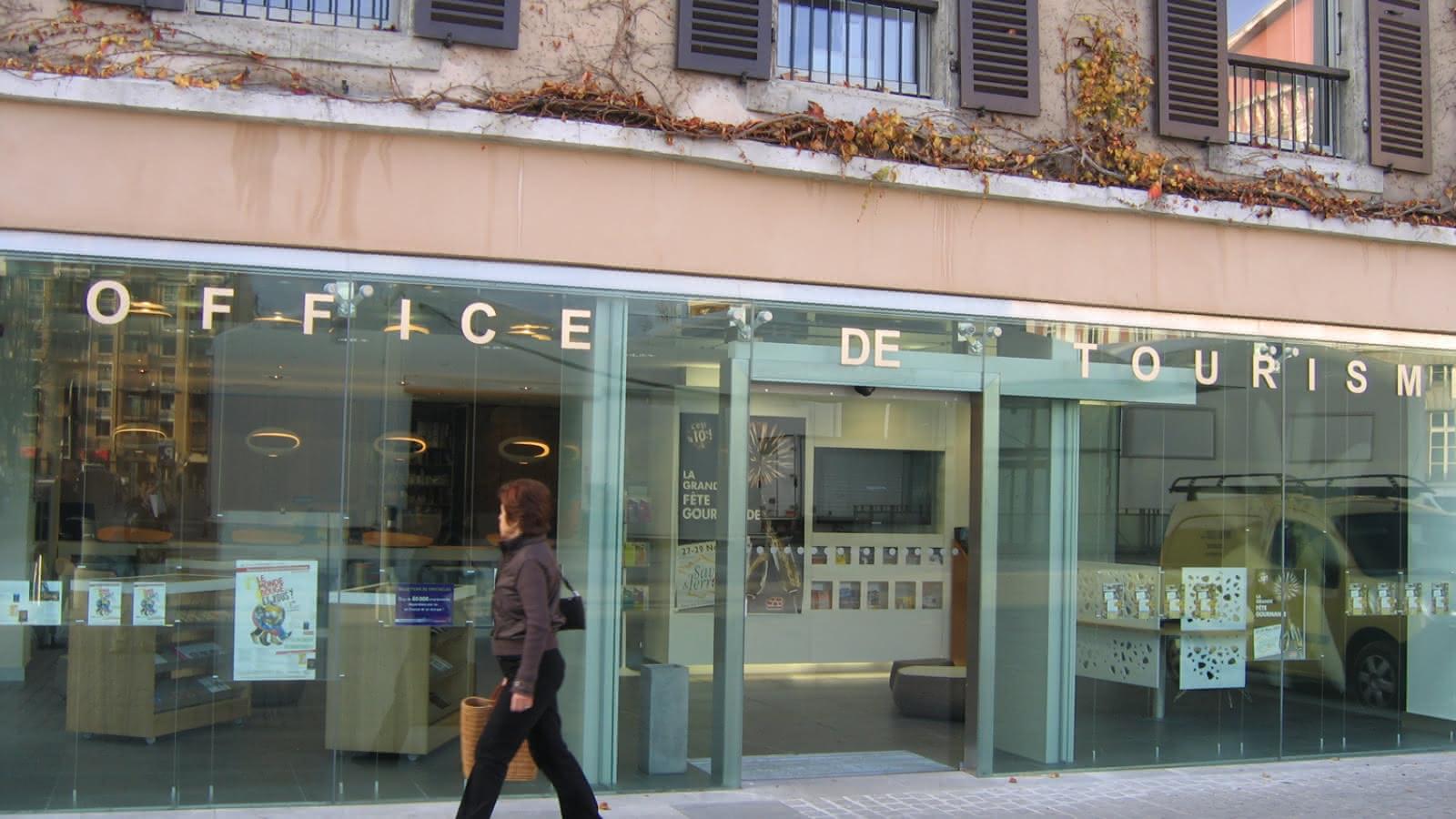 OT Chambéry : entrée