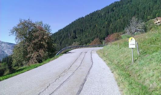 Route du Col