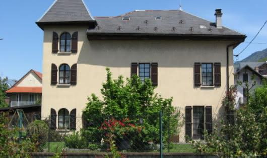 Appartement 'Villa Christine' à Albertville en Savoie pour 2/4 pers.