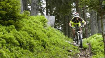 L'UTB, enduro entre le Mont Bisanne et Queige