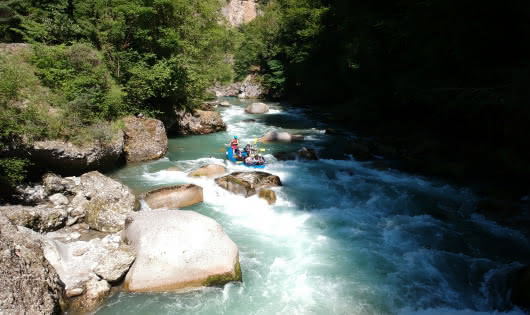 AN Rafting - Raft
