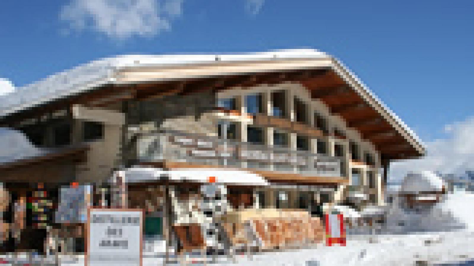 Restaurant La Porte des Aravis au Col des Aravis