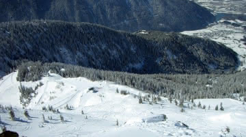 Ski Snow-cross equipment at La Rosiere for all ages