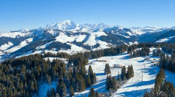 Domaine skiable de Crest-Voland Cohennoz