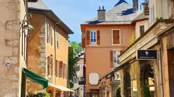 Flânerie dans Chambéry