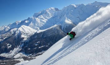 Evasion Mont Blanc
