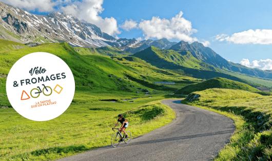 itinéraire labellisé 'Vélo et Fromages'