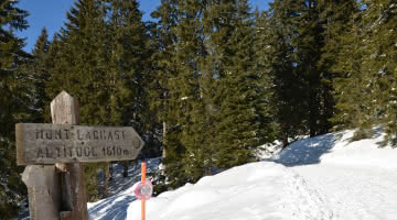 Le Tour du Mont-Lachat