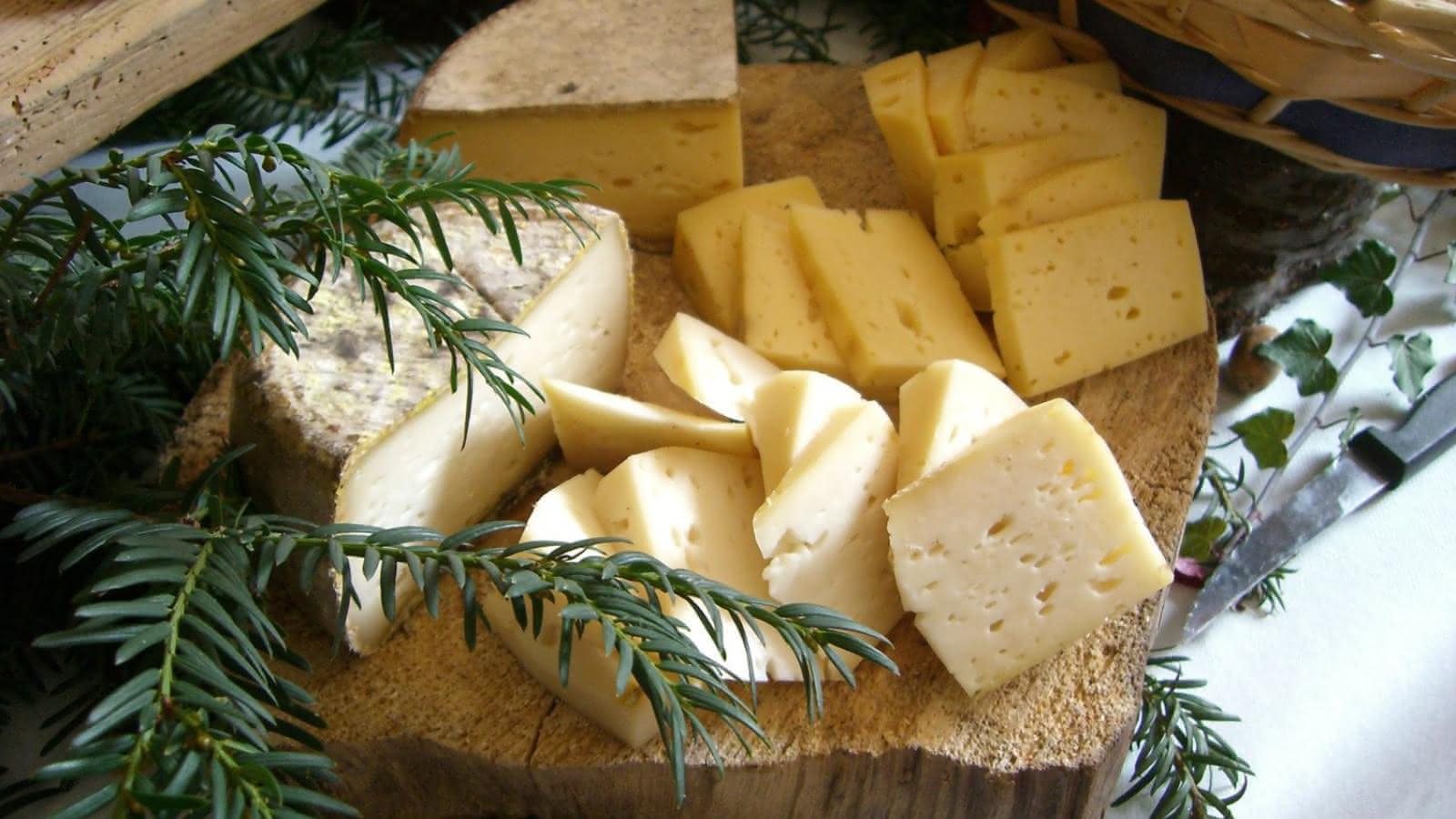 Plateau de fromages Savoyard