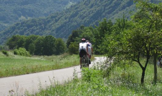 Passage au Sentier du Petit Castor