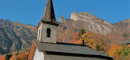 Chapelle de La Frasse