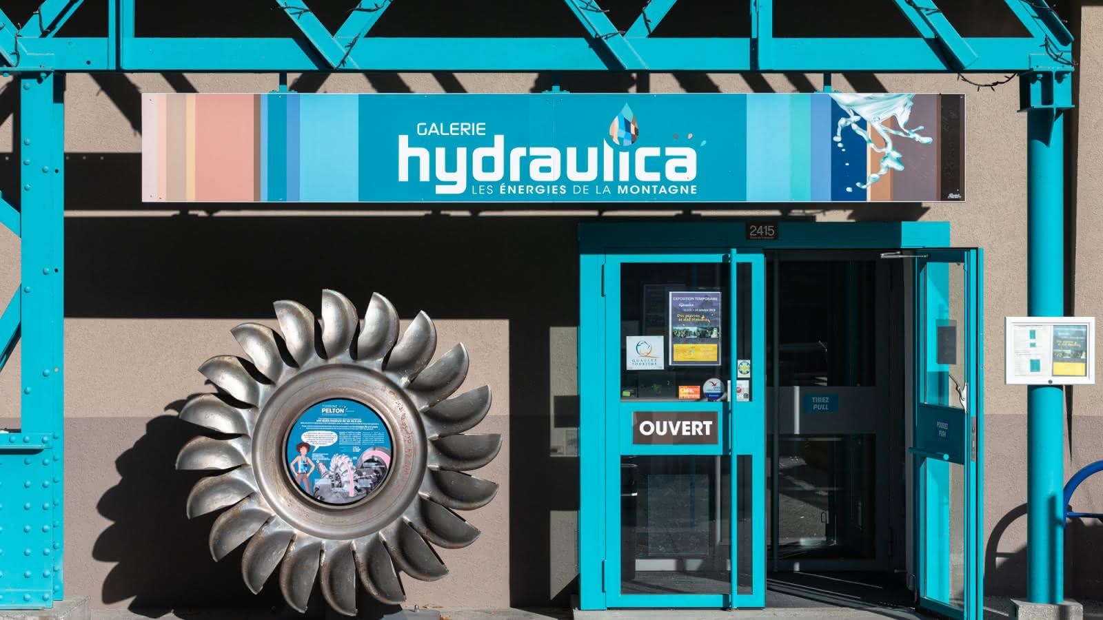 Galerie Hydraulica