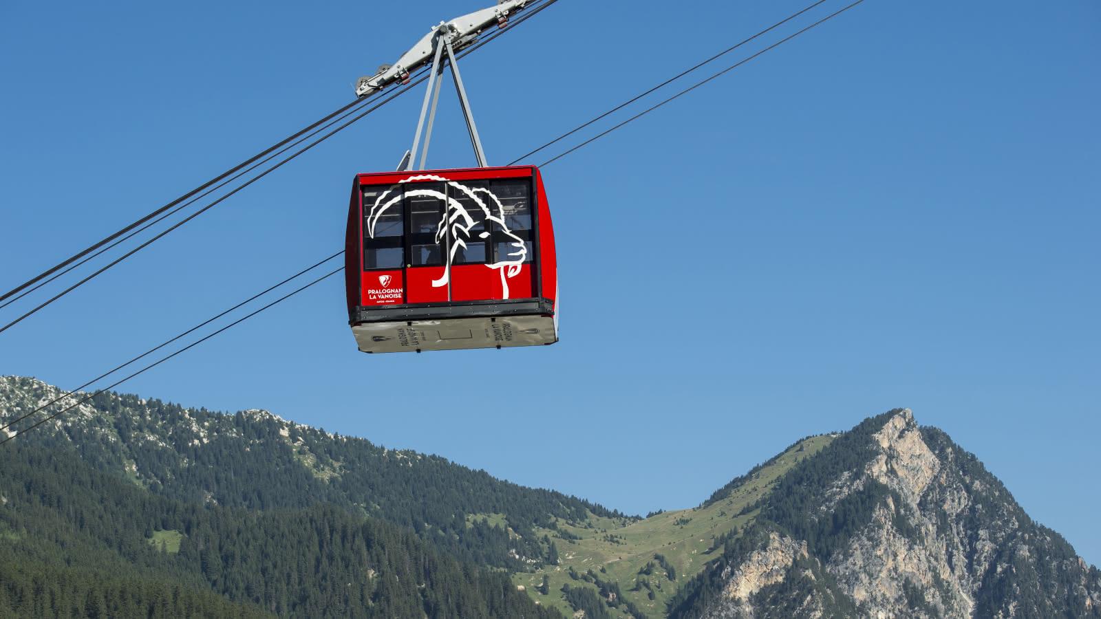 Téléphérique du Mont-Bochor