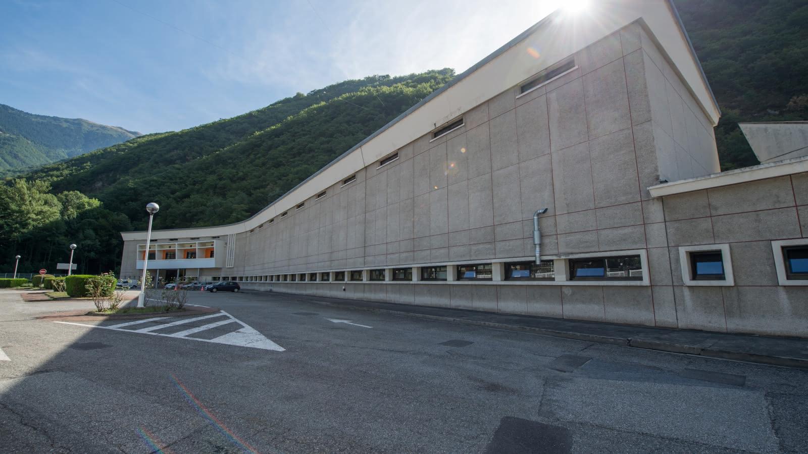 Centrale Hydroélectrique de la Bâthie