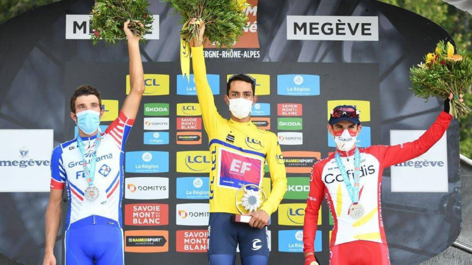 Critérium du Dauphiné Auvergne Rhône-Alpes