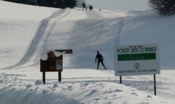 domaine de ski nordique Val de Tamié