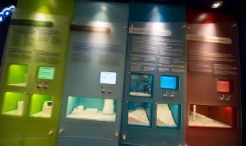 Panneaux - Centrale EDF La Bâthie