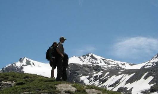Franceraft Hiking, Valley of La Plagne