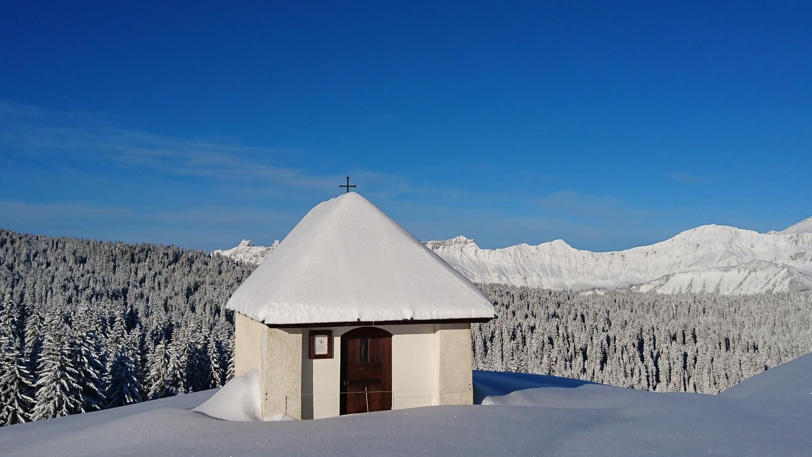 Chapelle Saint Jean Baptiste