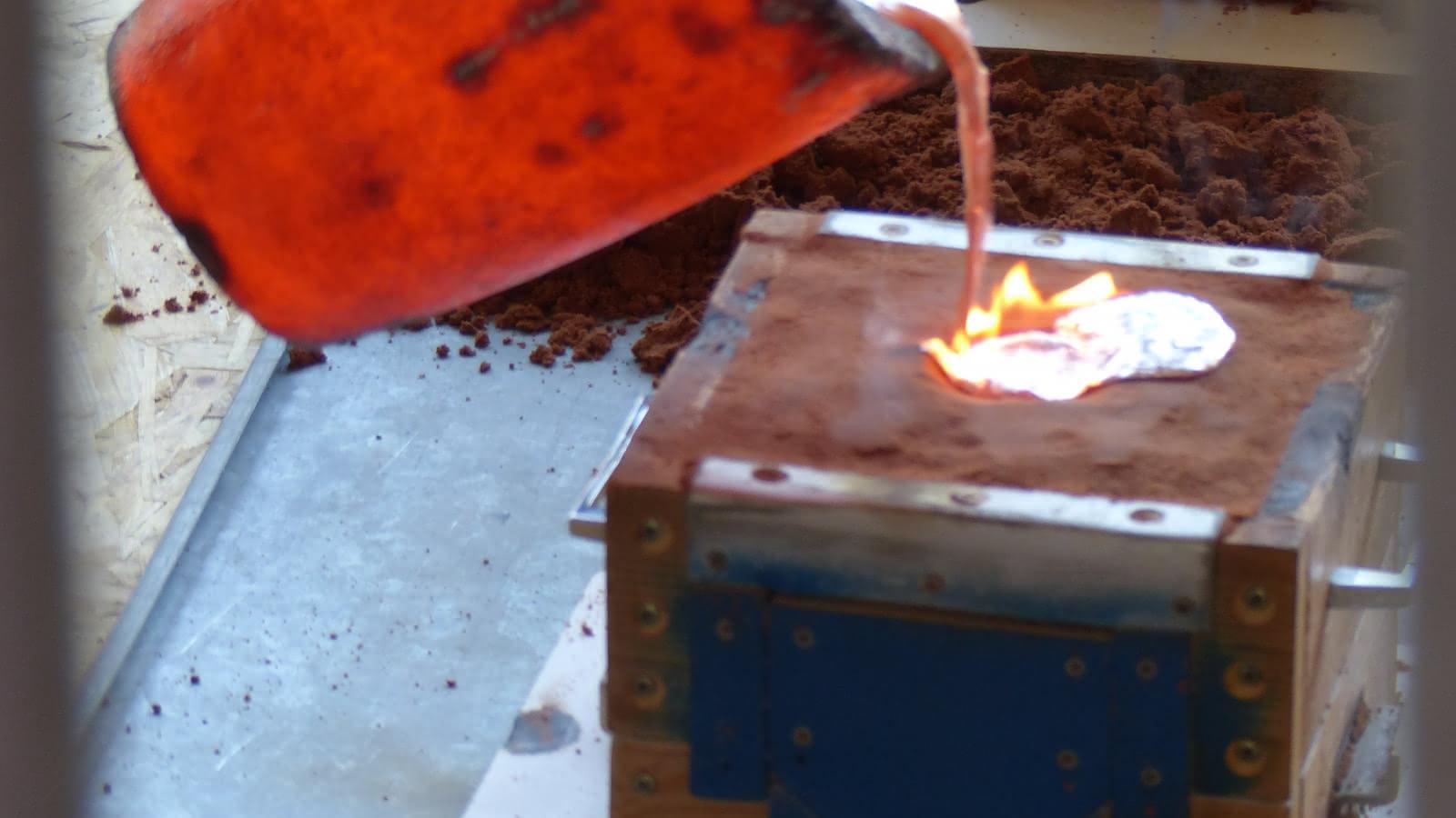 Atelier 'La fonderie en pratique'