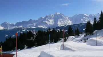 Snowpark Combloux
