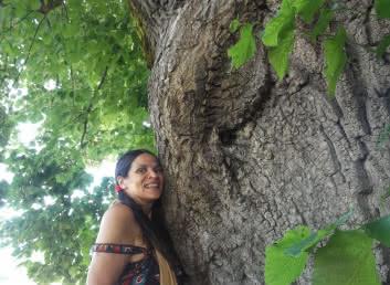 Sabrina dans la forêt