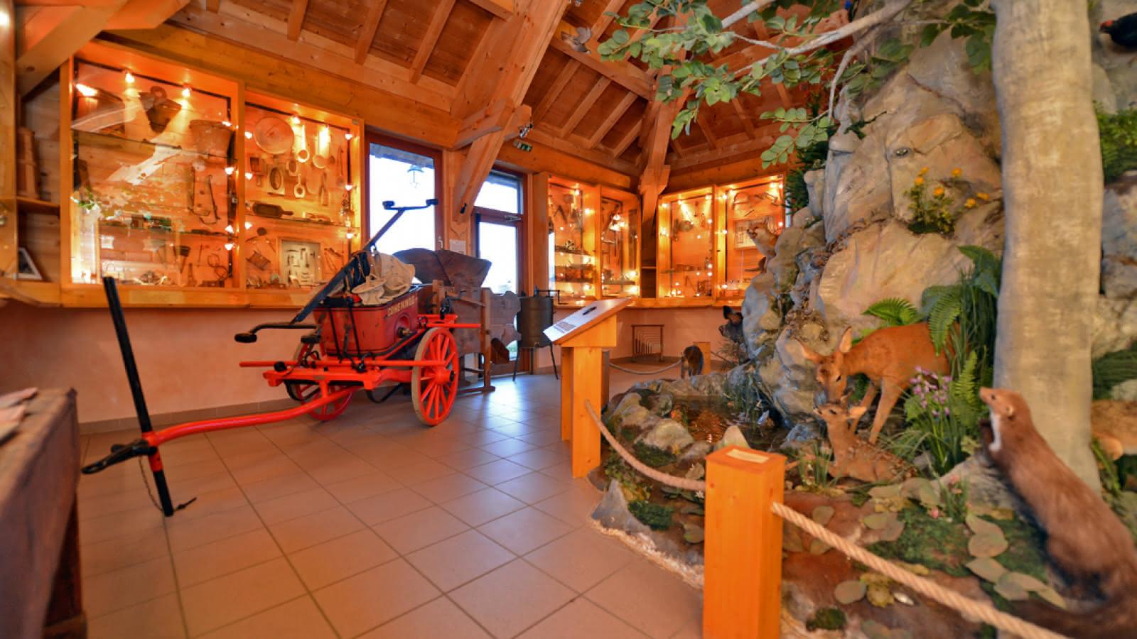 Eco-musée de Cohennoz