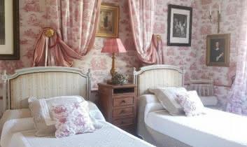 La chambre des deux lits jumeaux