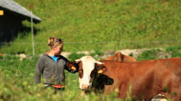 Nos producteurs de lait