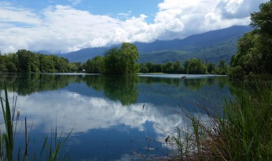 Lac Grésy sur Isère