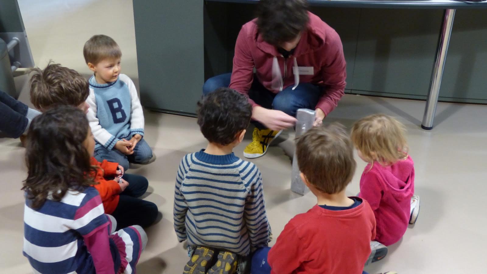 Atelier Kids'O Musée 'En avant la musique'