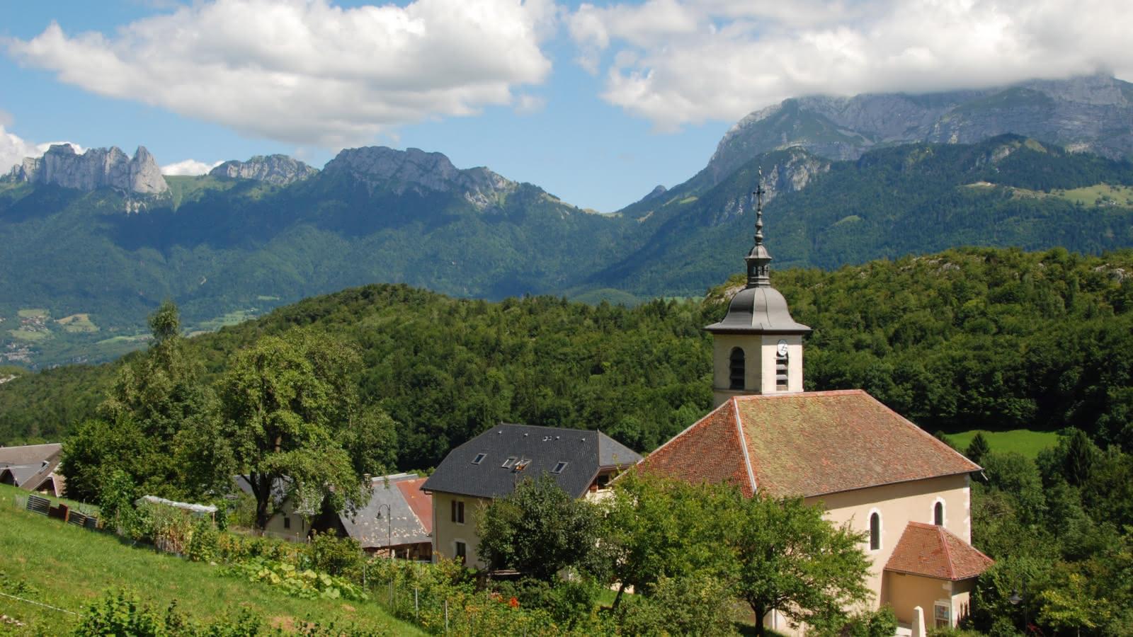 Village d'Entrevernes