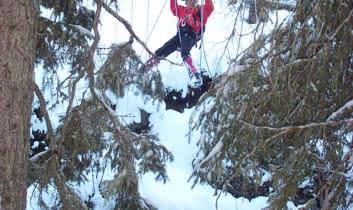 Escaladventure hiver