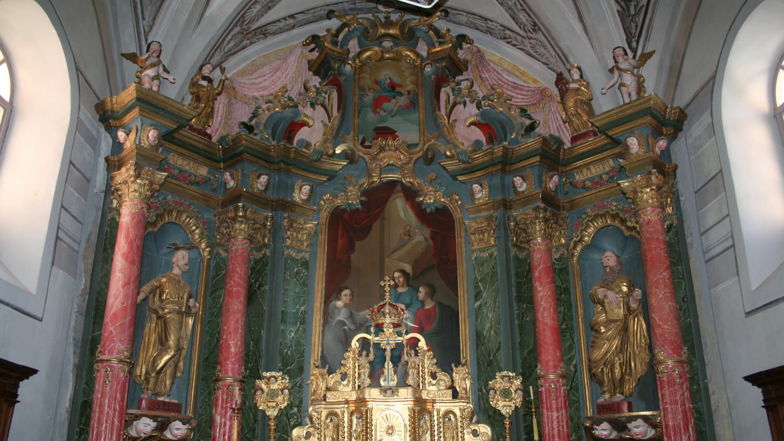 Notre-Dame parish church
