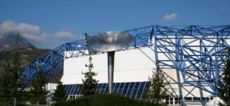 La Halle olympique
