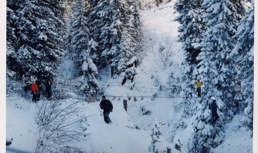 Escaladventure - Parcours unique en Rhônes-Alpes