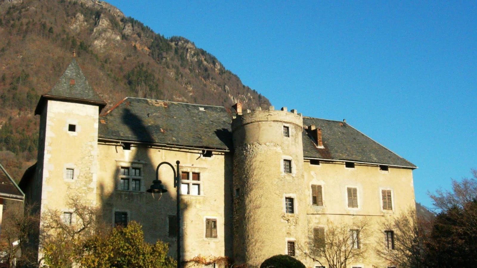 Château de Mercury