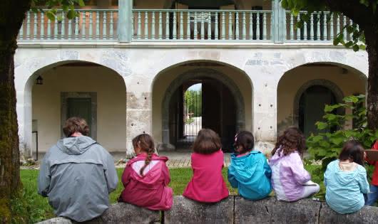 Parcours familles à la Chartreuse d'Aillon